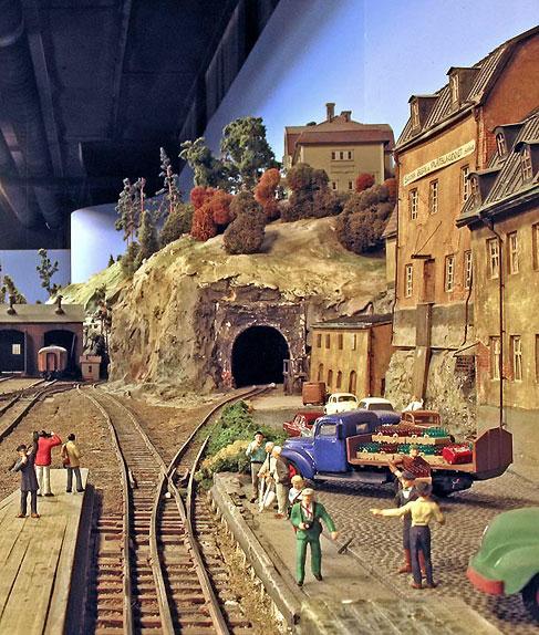 Treskensspåret på Ekensholms station