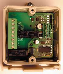 Reläbox för Thermomatic EC Home, för att styra pump samt tillskott