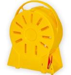 Box till avspärrningsband - Box till avspärrningsband gul