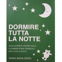 Dormire tutta la notte (SHN på italienska) -