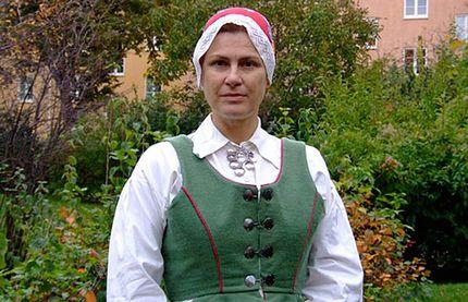 Margareta Melin, högskolelektor i Malmö. FOTO: PRIVAT