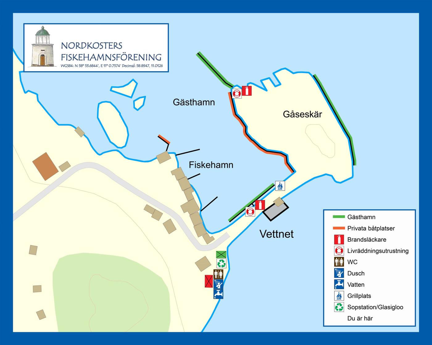 Vettnet Nordkosters Fiskehamnsförening
