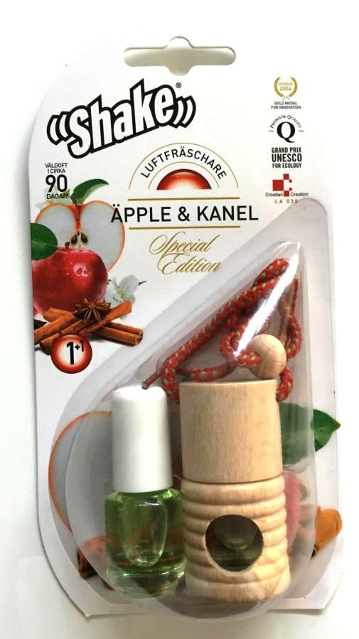 doftolja äpple kanel