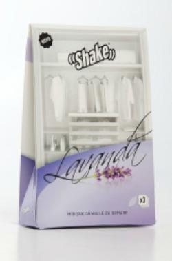 Lavendel doftpulver för fräscha kläder