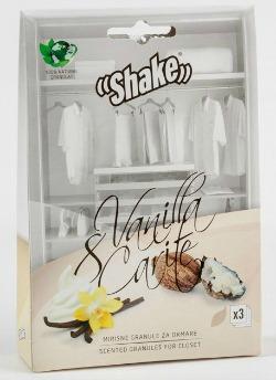 Vanilj & Carite - för fräscha kläder
