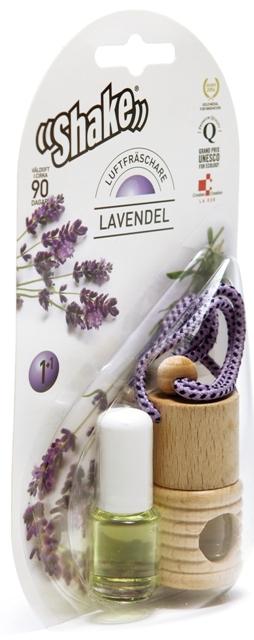Lavendel - en av 14 dofter till bilen