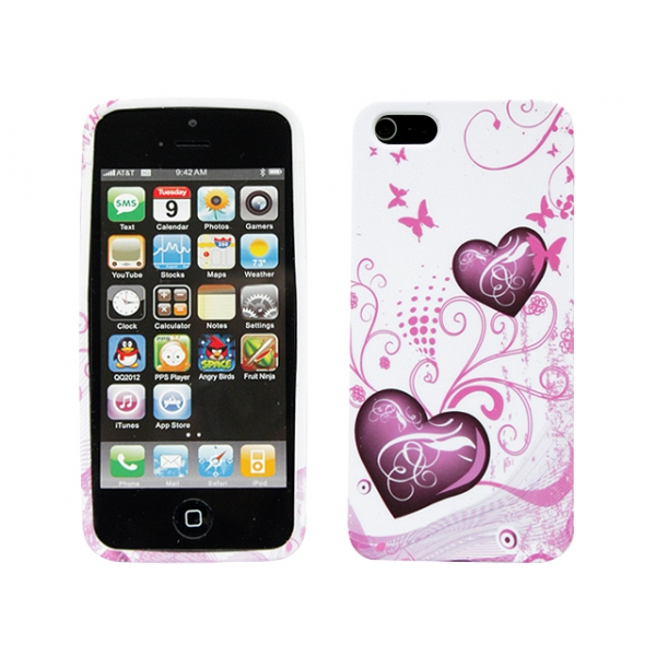iphone-5-motiv-gel-skal-lila-dubbla-hjartan
