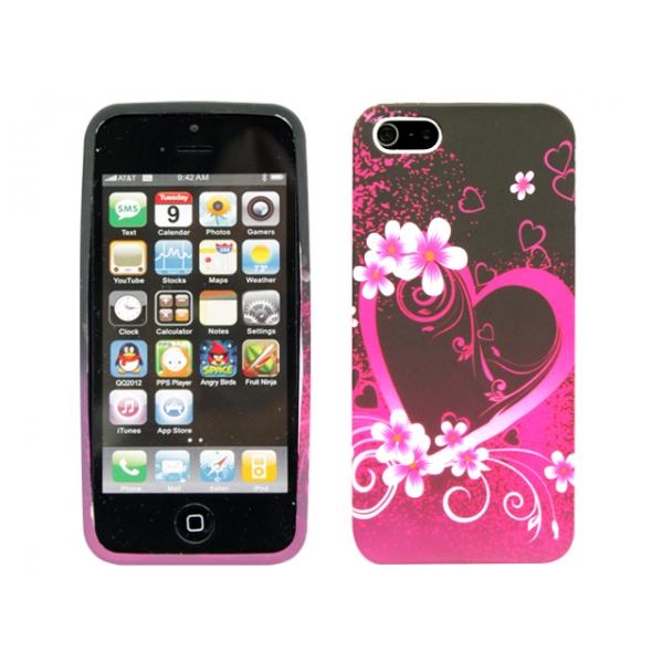 iphone-5-motiv-gel-skal-svartrosa-stort-hjarta