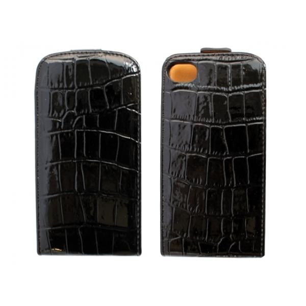 aa-iphone-44s-krokodil-exec-flip-fodral-svart2