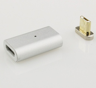 laddkabel magnetisk kontakt