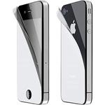 SPEGEL SKYDDSFILM TILL IPHONE 4, 4s (FRONT+BAK) - SPEGEL SKYDDSFILM TILL IPHONE 4, 4s (FRONT+BAK)
