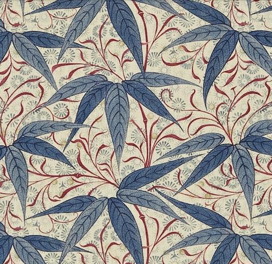 Bamboo Blå L