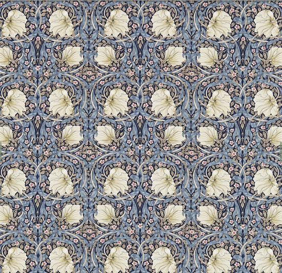 Pimpernel Blå S
