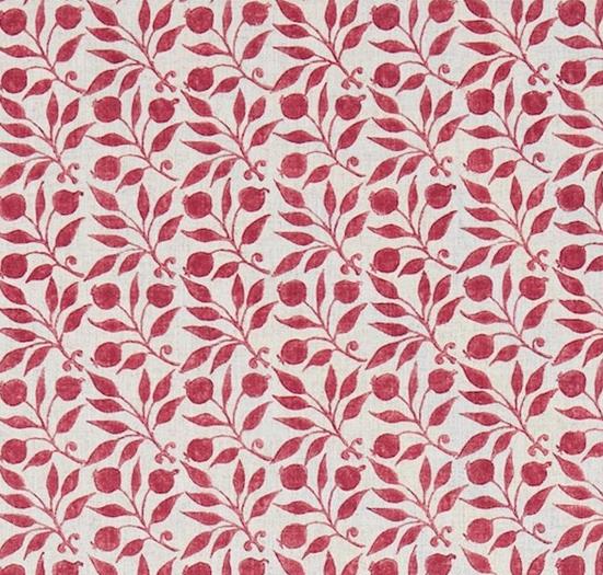 Rosehip Röd L