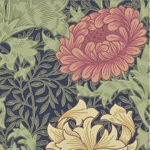 Chrysanthemum Röd L