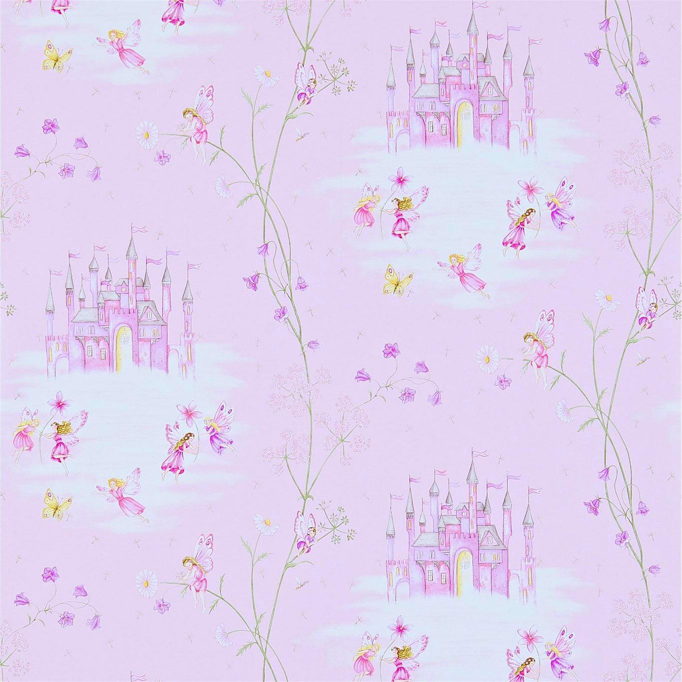 Fairy Castle Rosa