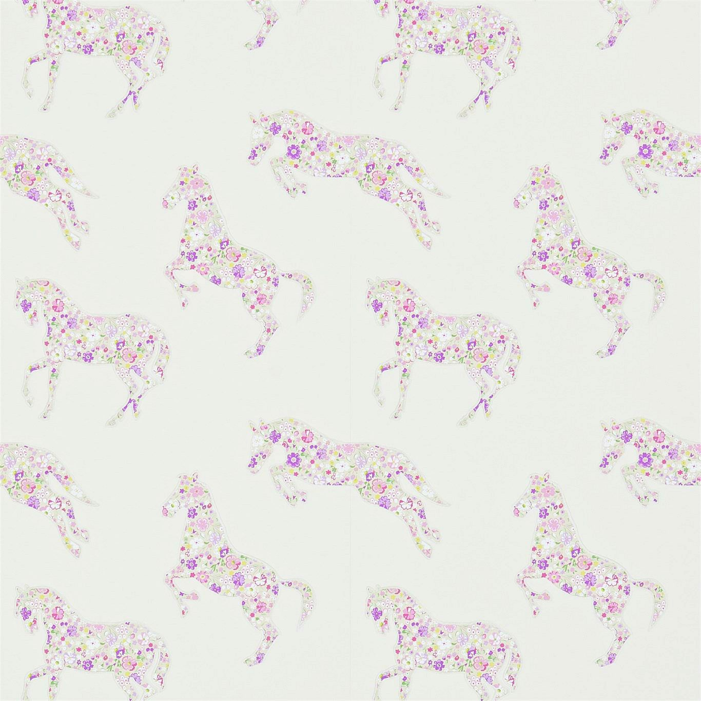 pretty ponies lavendel