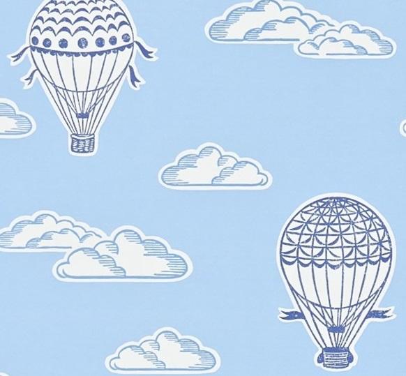 Ballons Blå L