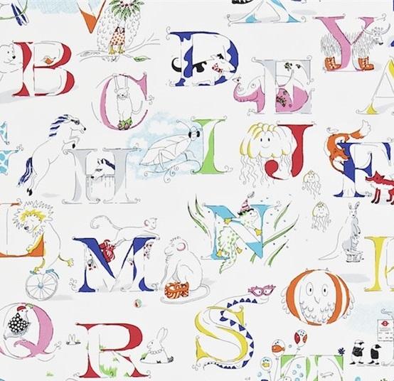 Alphabet zoo Multi L