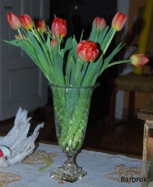 Vas från PB Home, 35 cm hög