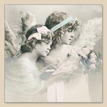 2083 Flower angels