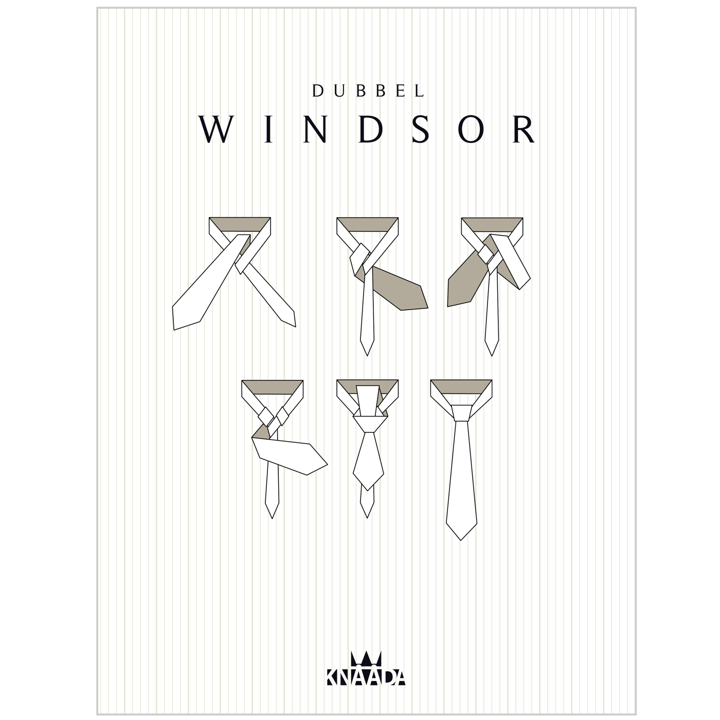 Instruktion Dubbel Windsor