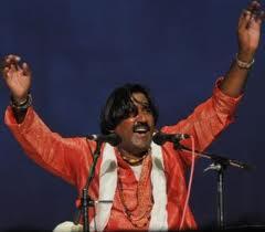 Muktiar Ali från Indien gav sin första internationella konsert i Vadstena