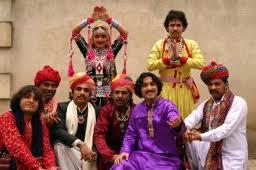 Les Gitans du Rajasthan (Indien)