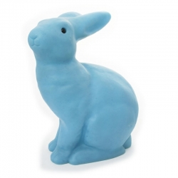 Kaninlampa Ljusblå