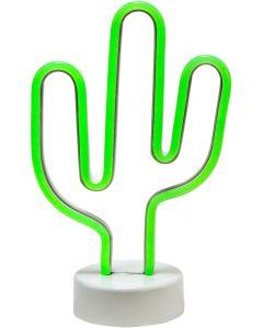 Kaktus grön batteri