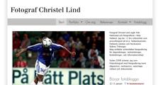 Fotograf Christel Lind - sökoptimering av hemsidan