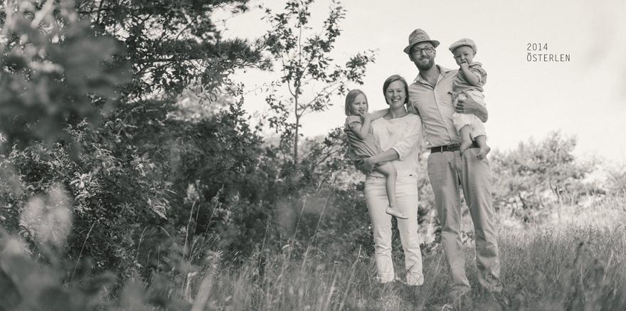 Familjefotograf på Österlen