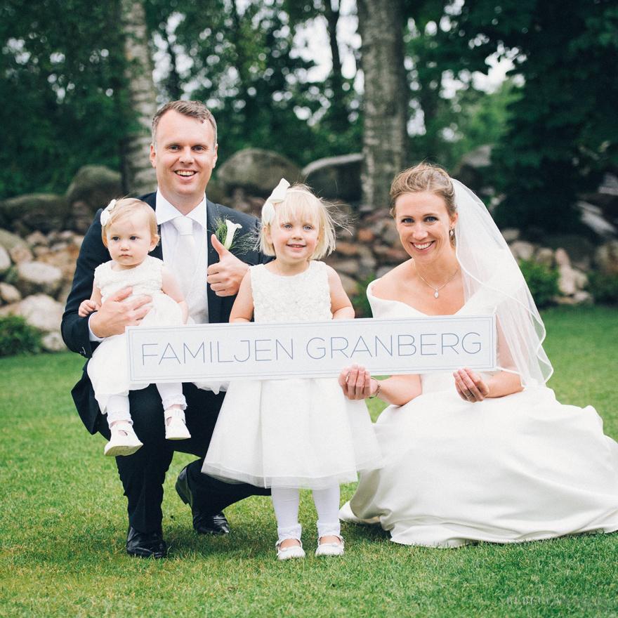 Bröllopsfotograf Halmstad, Rebecca Wallin