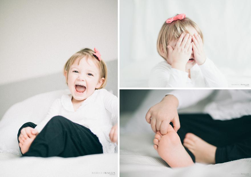 Barnfotograf Rebecca Wallin, Simrishamn