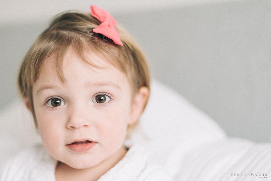 Barnporträtt, Rebecca Wallin, Österlen
