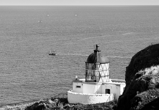 St Abbs Head lighthouse