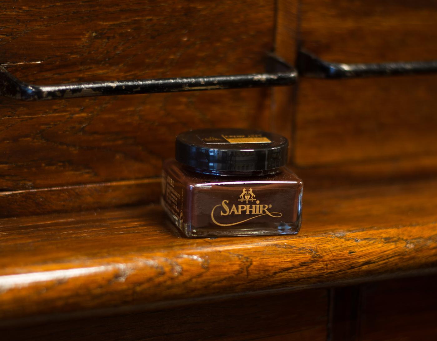 Saphir Nr.08 Bordeaux