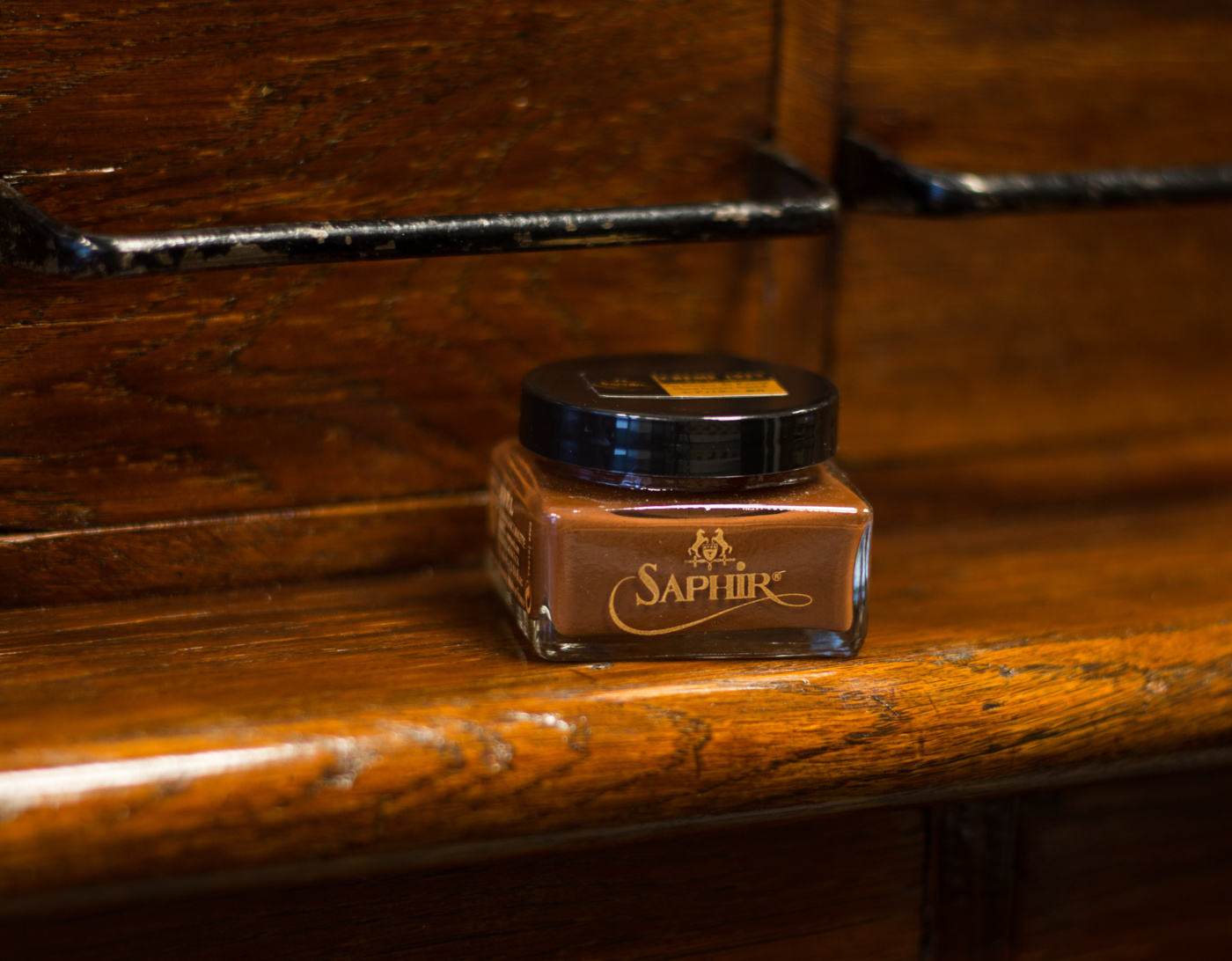 Saphir Nr.37 Medium Brown