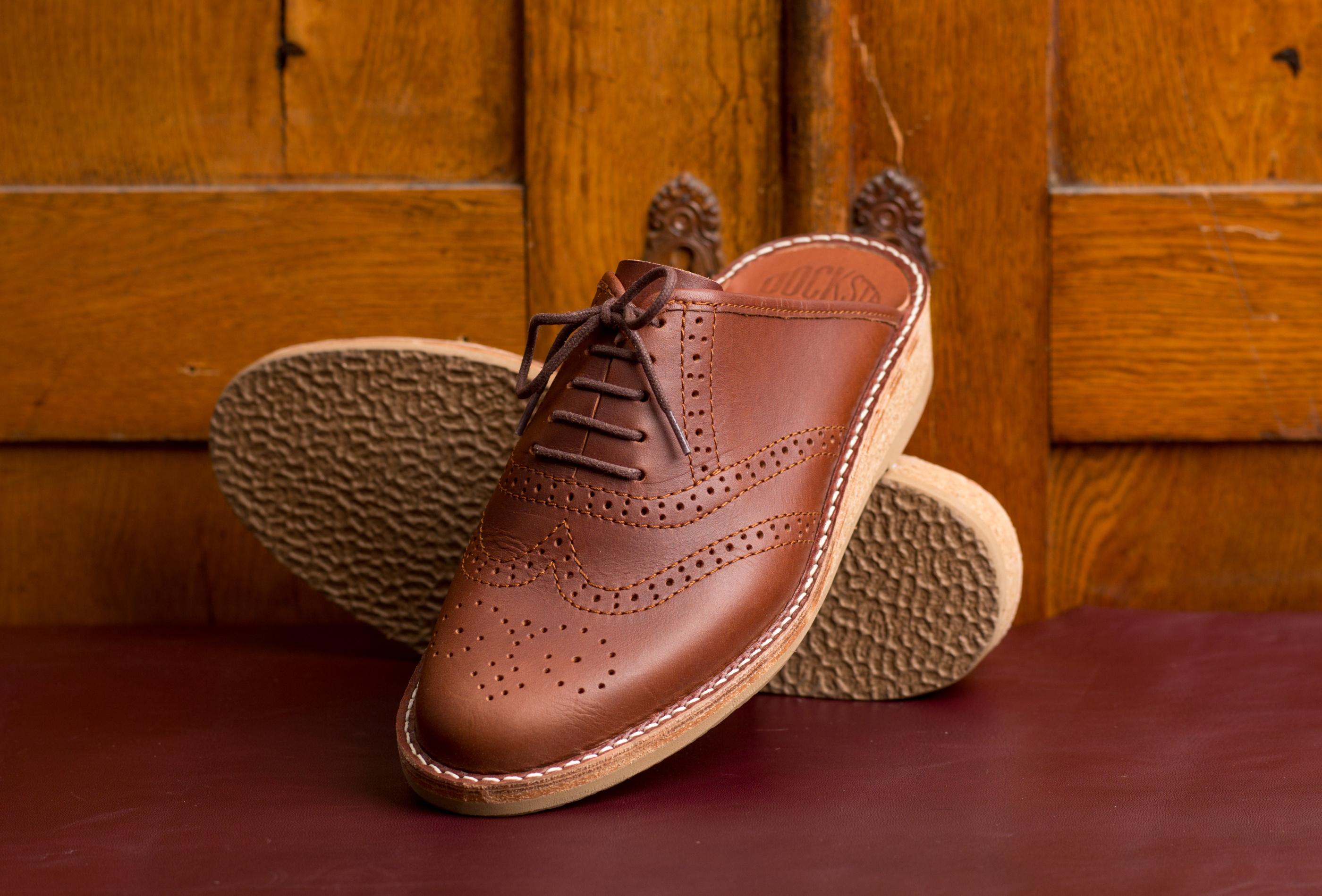Docksta Slippers Brogues