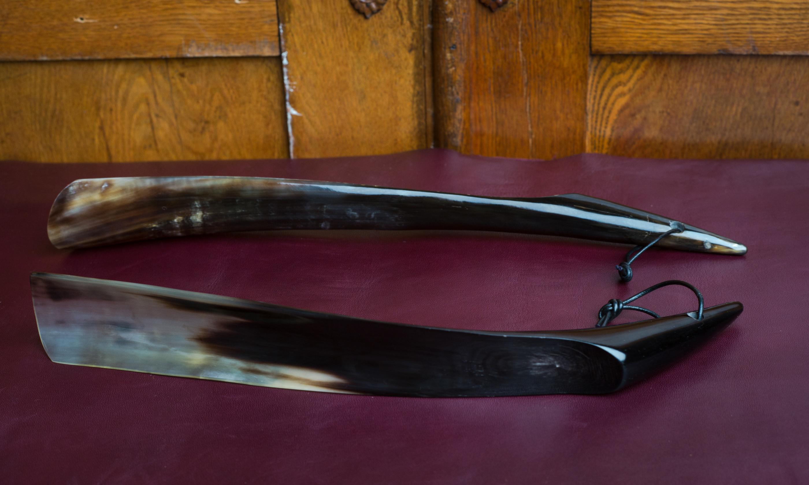 Skohorn Horn Mellan