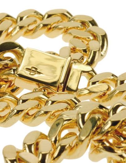 guldkedjor från luxury details