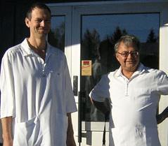Dr Johan Hambræus & Dr Sherdil Nath