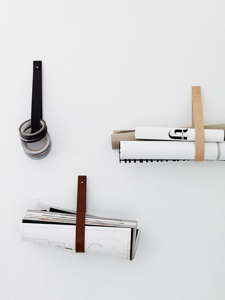 Strap by Mathilda Clahr Brown miljöbild