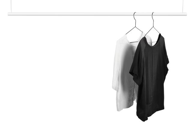 Domo cloth rack Vit