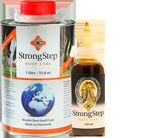 StrongStep Frog Care, 100 ml - StrongStep Frog Care, 100 ml