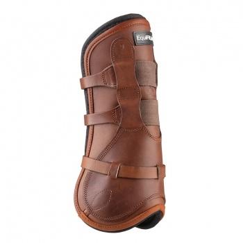 T-Boot Luxe™, Framskydd, Brunt läder, M/L - T-Boot Luxe™, Framskydd, Brunt läder, M/L
