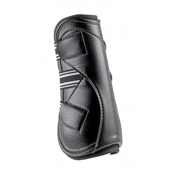 D-Teq™ Boots, framskydd, svart ostrich, x-large - D-Teq™ with Impacteq™ Liners, framskydd, svart ostrich, x-large