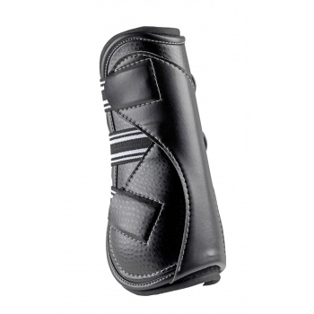 D-Teq™ Boots, framskydd, svart ostrich, large - D-Teq™ with Impacteq™ Liners, framskydd, svart ostrich, large