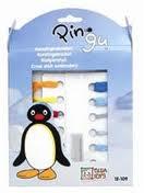 Pingu broderi -