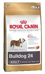 Royal Canin Breed Bulldog 24 Adult - Royal Canin Breed Bulldog 24 Adult - 3 kg